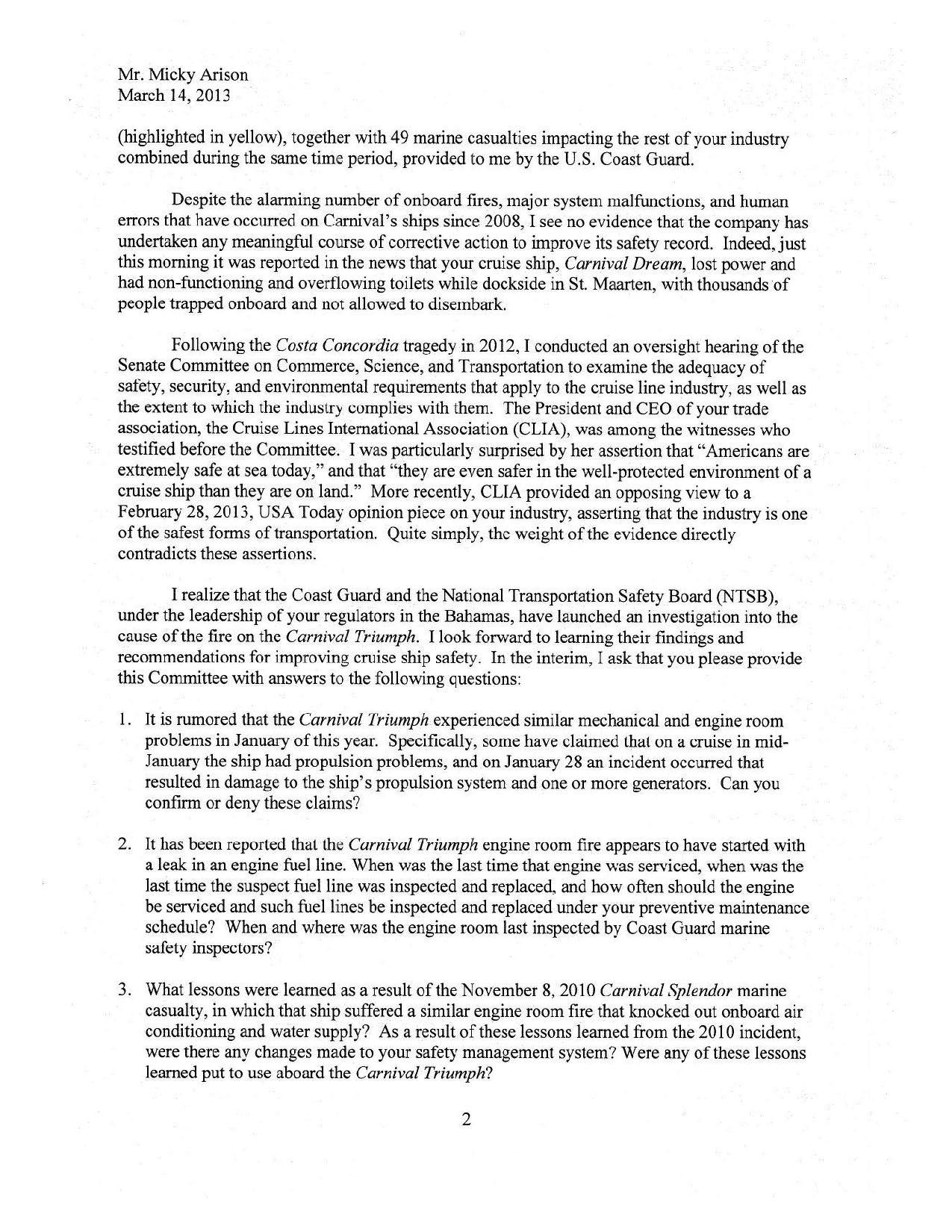Letter to Carnival Micky Arison from Senator John Rockefeller IV_Page_2.jpg